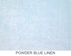 Powder Blue Linen - Prices Starting At $24.99 & Up