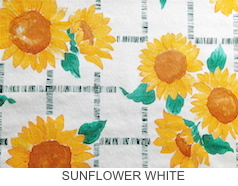 Sunflower White - Prices Starting At $24.99 & Up